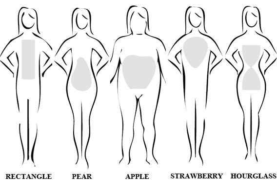 Størrelsesguide – dame